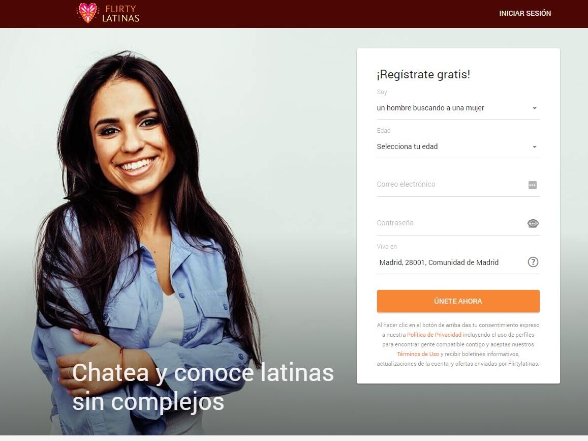 flirty-latinas